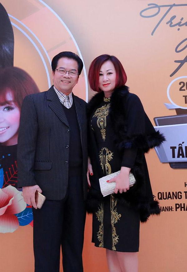 Gần 70 tuổi, NSND Trần Nhượng đã chia tay vợ thứ 2 kém 23 tuổi-2