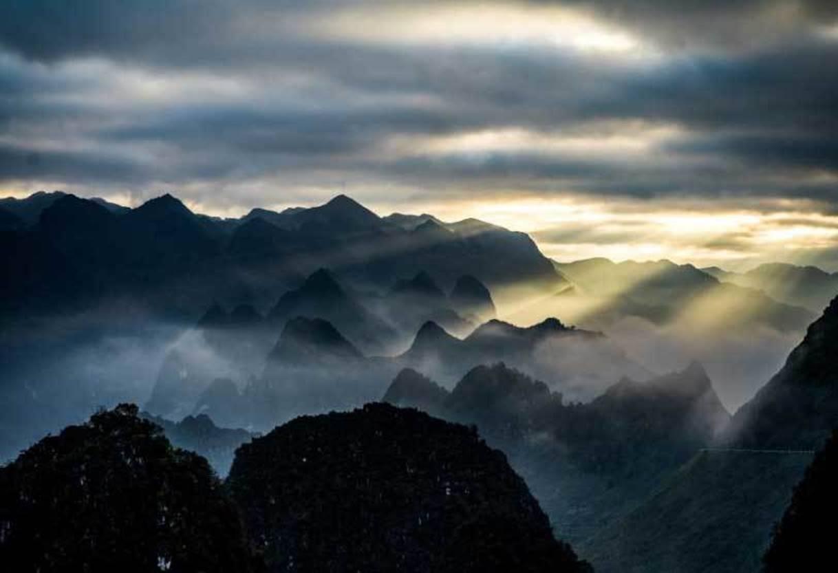 Việt Nam đẹp nghẹt thở qua ống kính nhiếp ảnh gia Mỹ-1