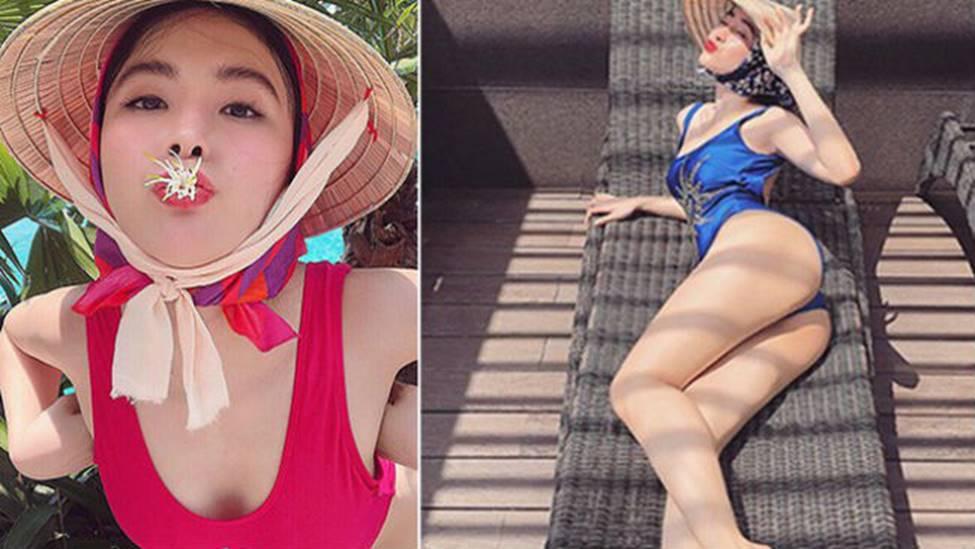 Chị em Angela Phương Trinh với gu mặc gây chú ý-7