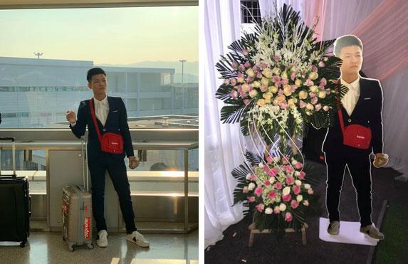 Dự đám cưới mà chẳng mất phong bì, đây là cách thanh niên xuất hiện ấn tượng ở hôn lễ bạn thân-3