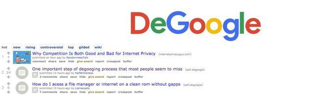 """Hàng ngàn người đã tham gia trào lưu xoá Google"""" và cái kết bất ngờ-2"""