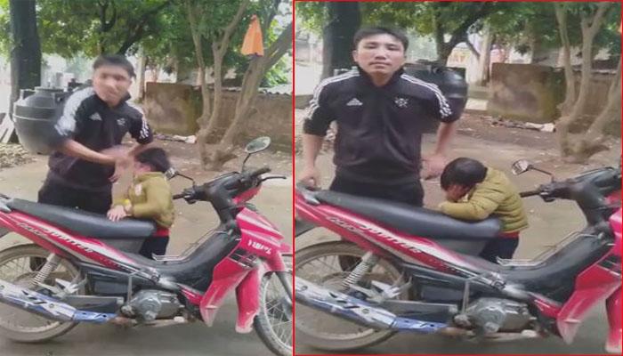 Người bố tra tấn tàn bạo con trai 5 tuổi ở Vĩnh Phúc lên tiếng-1