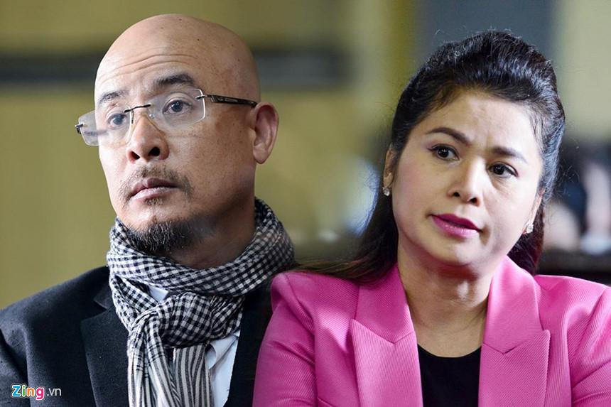 3 câu hỏi chờ đợi ở phiên tòa ly hôn vợ chồng Trung Nguyên ngày 27/3-3