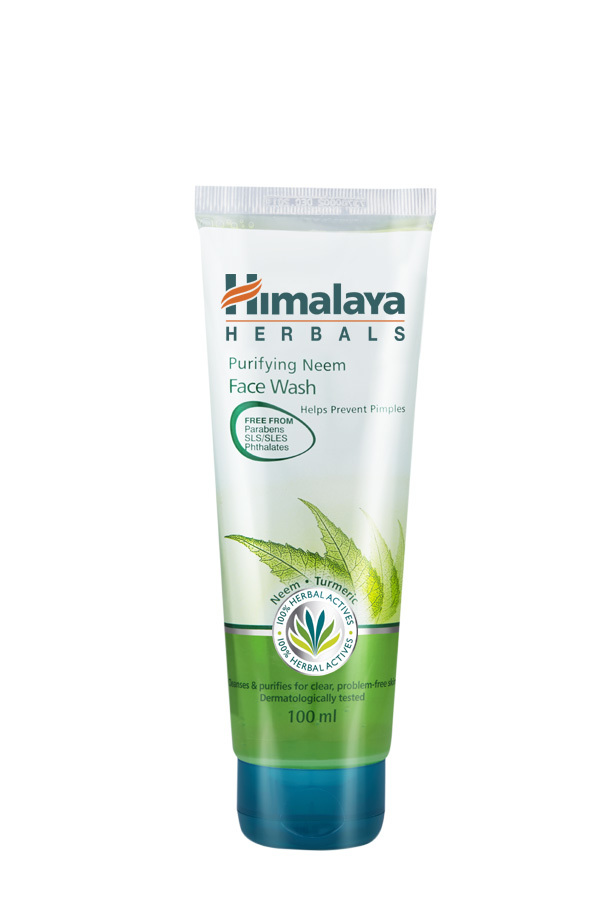 Himalaya ra mắt dòng sữa rửa mặt thảo mộc-1
