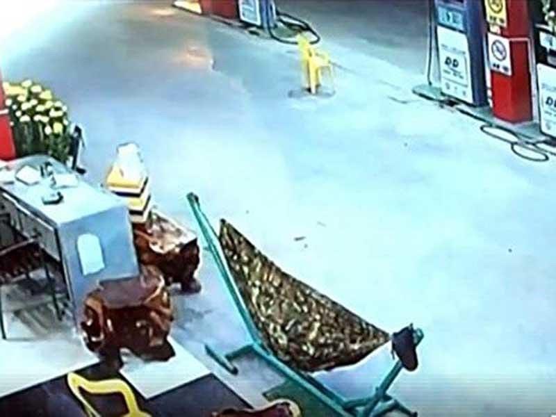 Vụ cướp giết nhân viên cây xăng: Lộ manh mối quan trọng-2