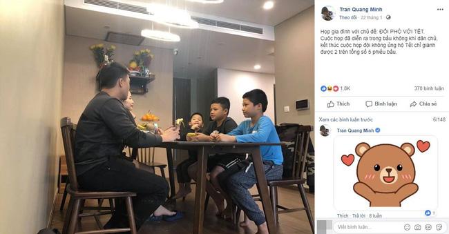 Nhà có 3 cậu con trai, đây là cách xử lý xung đột công bằng nhưng không kém phần hài hước của BTV Quang Minh-2