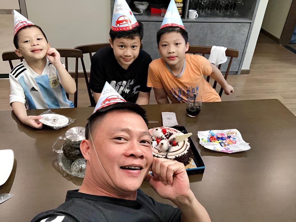 Nhà có 3 cậu con trai, đây là cách xử lý xung đột công bằng nhưng không kém phần hài hước của BTV Quang Minh-4