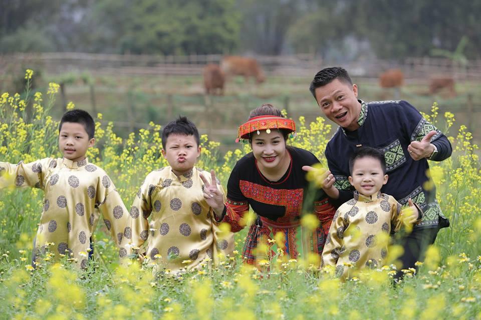 Nhà có 3 cậu con trai, đây là cách xử lý xung đột công bằng nhưng không kém phần hài hước của BTV Quang Minh-6