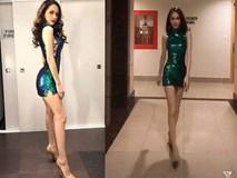 Không thiếu hàng hiệu xa xỉ, nhưng Hoa hậu Hương Giang vẫn cứ thích dùng lại đồ cũ
