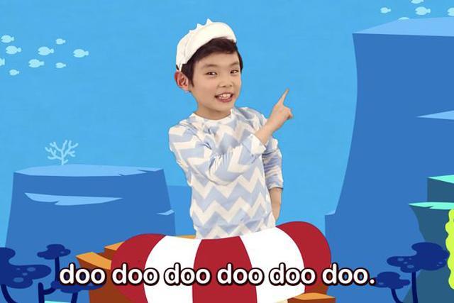 Thử thách Momo đã quay trở lại, xác nhận xuất hiện trong bài hát nổi tiếng Baby Shark-3