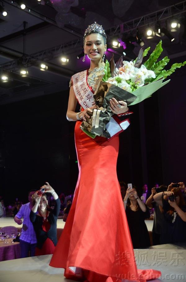 Hoa hậu xấu nhất lịch sử Trung Quốc đẹp rực rỡ 6 năm sau đăng quang-1