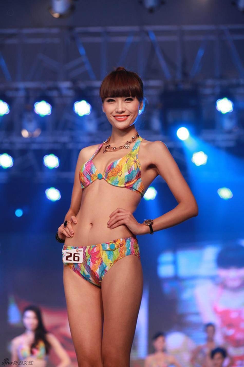 Hoa hậu xấu nhất lịch sử Trung Quốc đẹp rực rỡ 6 năm sau đăng quang-2