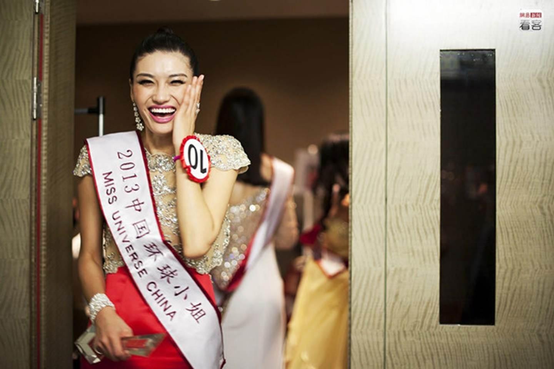 Hoa hậu xấu nhất lịch sử Trung Quốc đẹp rực rỡ 6 năm sau đăng quang-3