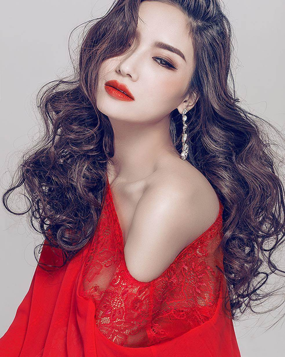Hoa hậu xấu nhất lịch sử Trung Quốc đẹp rực rỡ 6 năm sau đăng quang-5