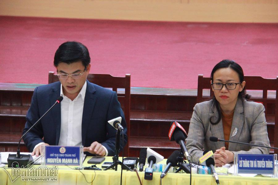 """Họp báo vụ thỉnh vong báo oán"""" tại chùa Ba Vàng: Quảng Ninh phạt bà Phạm Thị Yến 5 triệu đồng vì vi phạm-1"""