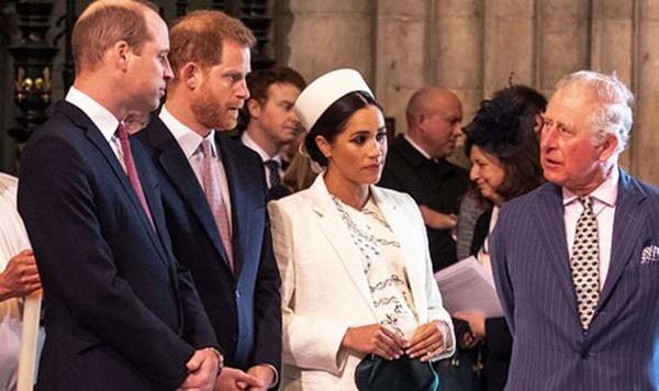 Tiết lộ gây sốc mới về Meghan: Dám đối đầu với Nữ hoàng Anh, muốn gì được nấy, buộc Hoàng tử William phải hỗ trợ, giải vây-2