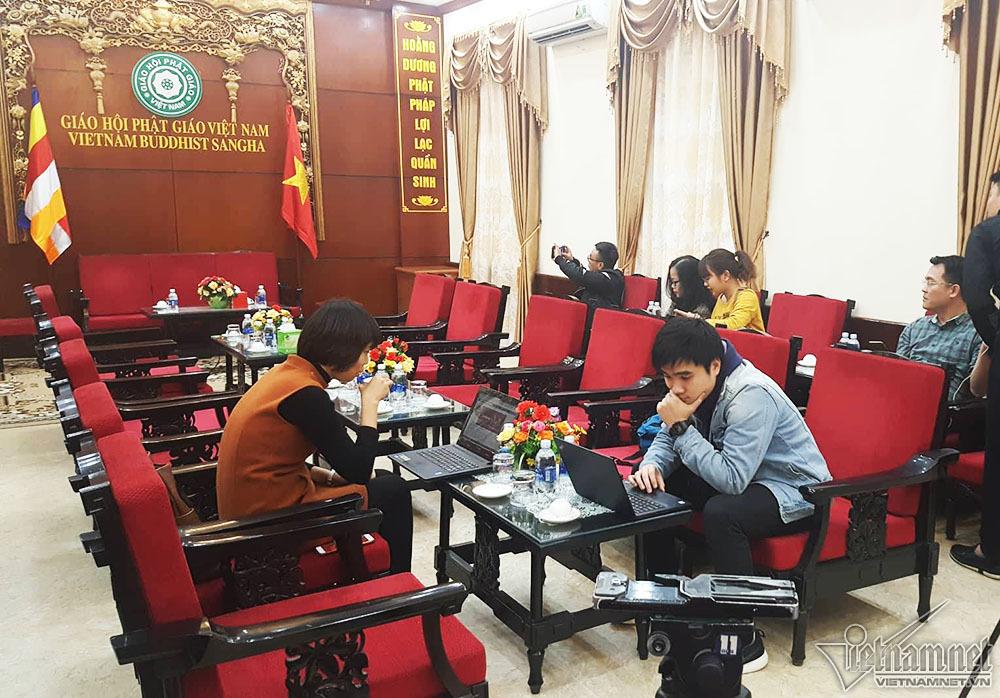 Thầy Thái Minh bị tạm đình chỉ tất cả chức vụ trong Giáo hội Phật giáo-9