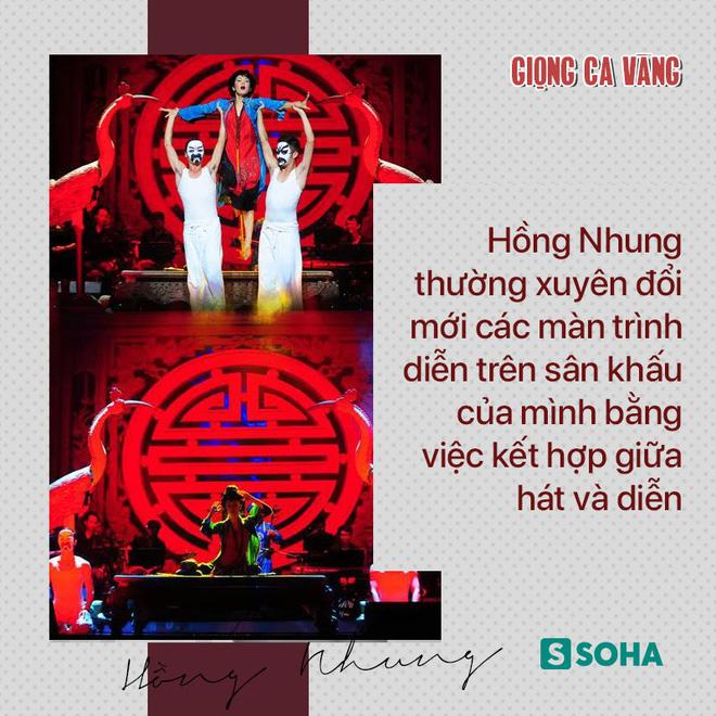Hồng Nhung: Vẻ nóng bỏng ở tuổi 50 và nỗi đau của diva dám đi trước showbiz vài chục năm-5