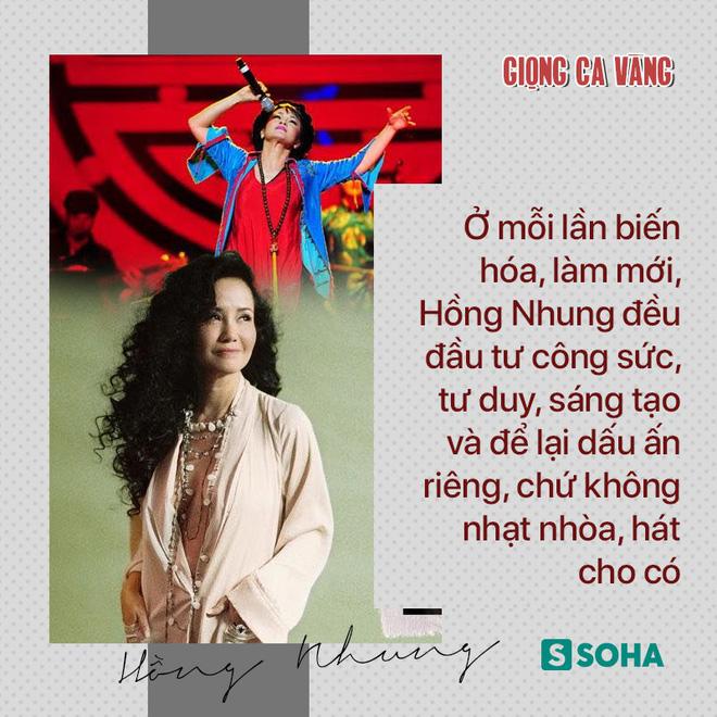 Hồng Nhung: Vẻ nóng bỏng ở tuổi 50 và nỗi đau của diva dám đi trước showbiz vài chục năm-6