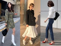 Lên đồ chuẩn như công sở Hàn với 15 gợi ý từ street style tuần này