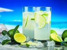 Nước chanh uống cùng thứ này thành