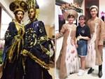 Nam sinh lớp người ta: Mặc váy tự chế siêu sexy trình diễn catwalk, mua vui cho hội chị em-10