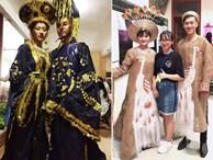 Sáng tạo như học sinh Việt: Váy tái chế từ rác thải mà ngỡ như váy trình diễn trong tuần lễ thời trang