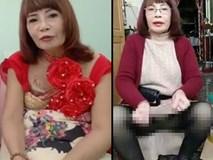 Ngày tích cực livestream đôi ba lần, cô dâu 62 tuổi ở Cao Bằng lần 2 hở nội y vì chiếc váy len bất ngờ phản chủ