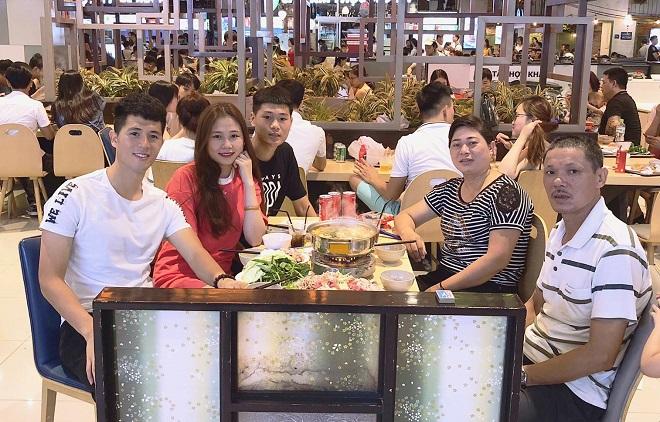 Bố Quang Hải, Đình Trọng nói gì trước trận quyết đấu U23 Thái Lan?-3