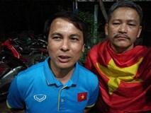 Bố Quang Hải, Đình Trọng nói gì trước trận quyết đấu U23 Thái Lan?