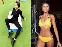 Đăng ảnh đi tập thể thao, Hoa hậu đẹp nhất thế giới H'Hen Niê bị chê gầy trơ xương