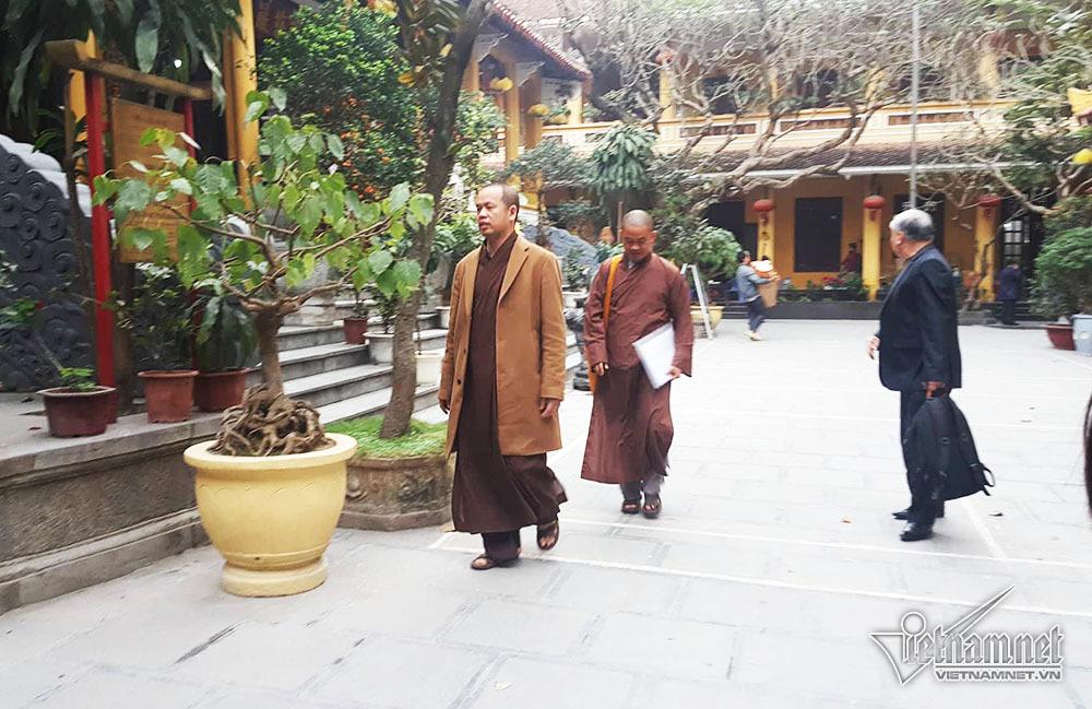 Thầy Thái Minh bị tạm đình chỉ tất cả chức vụ trong Giáo hội Phật giáo-3