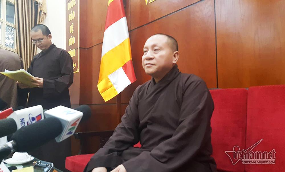 Thầy Thái Minh bị tạm đình chỉ tất cả chức vụ trong Giáo hội Phật giáo-2