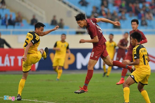 Đè bẹp Thái Lan 4-0, Việt Nam giành vé dự VCK giải U23 châu Á-34
