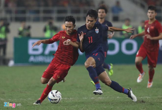 Đè bẹp Thái Lan 4-0, Việt Nam giành vé dự VCK giải U23 châu Á-14