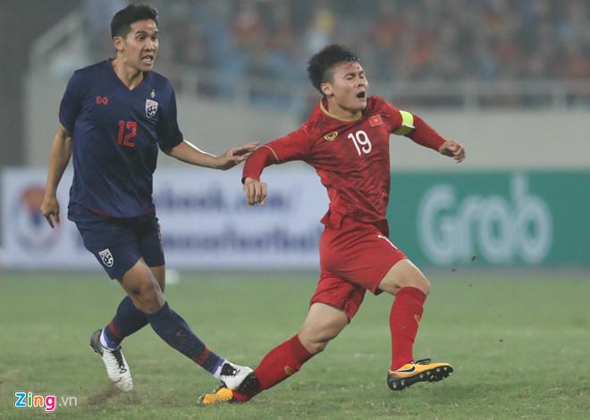 Đè bẹp Thái Lan 4-0, Việt Nam giành vé dự VCK giải U23 châu Á-15