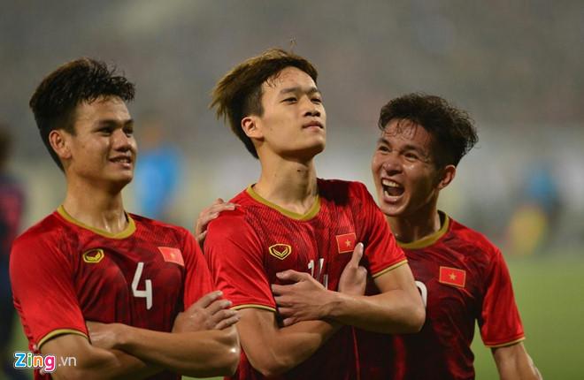 Đè bẹp Thái Lan 4-0, Việt Nam giành vé dự VCK giải U23 châu Á-8