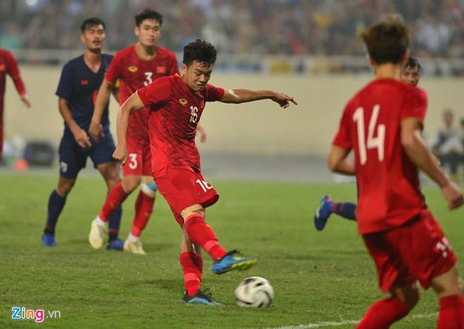 Đè bẹp Thái Lan 4-0, Việt Nam giành vé dự VCK giải U23 châu Á-5