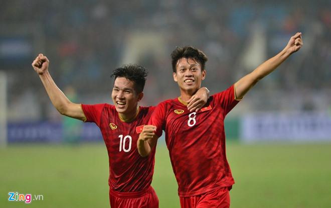 Đè bẹp Thái Lan 4-0, Việt Nam giành vé dự VCK giải U23 châu Á-2