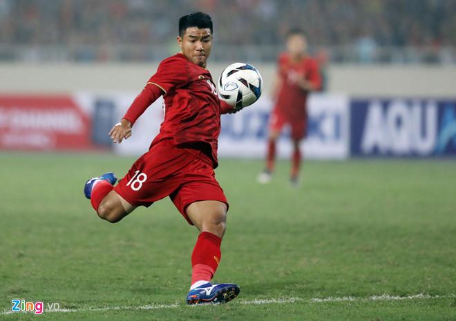 HLV Phan Thanh Hùng: U23 Việt Nam đá đúng tinh thần thầy Park-2