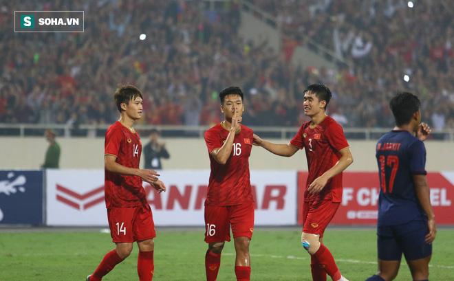 Dìm Thái Lan trong nỗi ám ảnh, Việt Nam thắng kỷ lục để oai hùng vào VCK châu Á-1