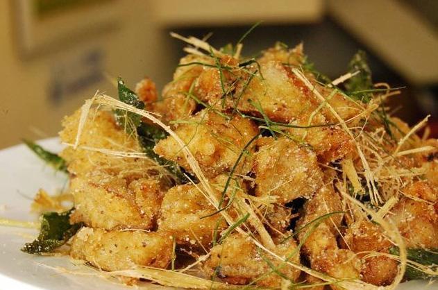 Cách làm gà rang muối giòn ngon ăn một lần nhớ mãi-6