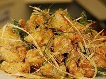 Cách làm gà rang muối giòn ngon ăn một lần nhớ mãi