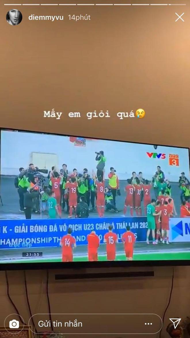 Sao Việt vỡ oà trước chiến thắng đậm nhất trong lịch sử của đội tuyển Việt Nam trước U23 Thái Lan-10