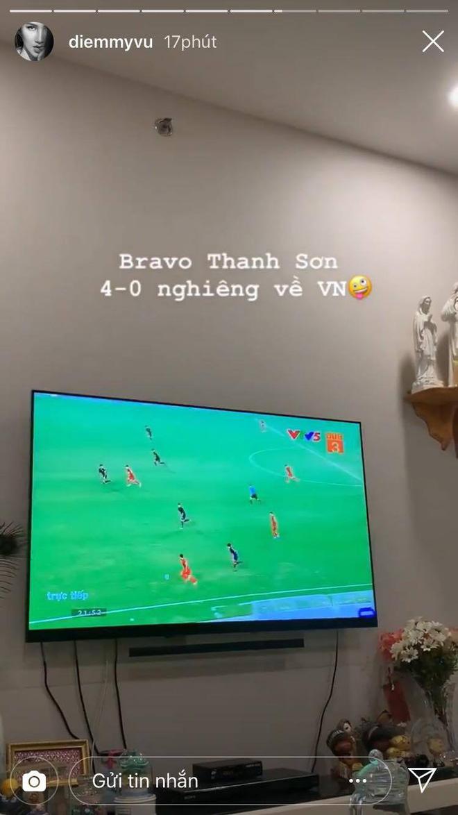 Sao Việt vỡ oà trước chiến thắng đậm nhất trong lịch sử của đội tuyển Việt Nam trước U23 Thái Lan-11