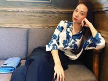 Đàm Thu Trang thường diện quanh 3 combo đơn giản này, nhưng vẻ thanh lịch và thời thượng của cô thì khó ai có thể phủ nhận