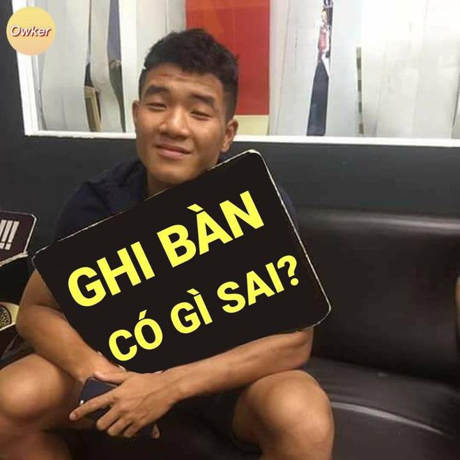 Hà Đức Chinh phá lưới Thái Lan mở tỉ số cho U23 Việt Nam: Hôm nay Chinh hết đen rồi!-7