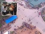 Vụ xe khách tông chết 7 người trong đoàn đưa tang diễn ra thế nào-1