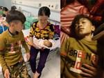 Cậu bé đạp xe hơn 100 km từ Sơn La xuống Hà Nội thăm em: Cháu không thấy mệt-4