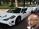 Bộ sưu tập hàng nghìn xe siêu hiếm của quốc vương Brunei-12